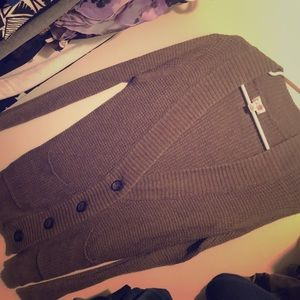 Cardigan - button up sweater